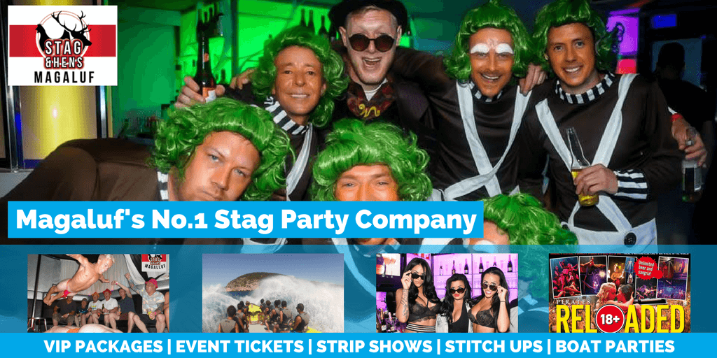 stag and Hens magaluf No.1 Stag Party Company