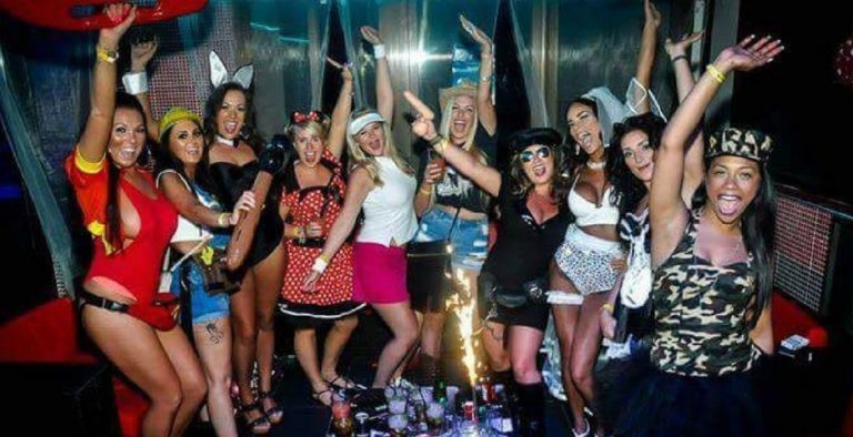 Magaluf Hen Party Package
